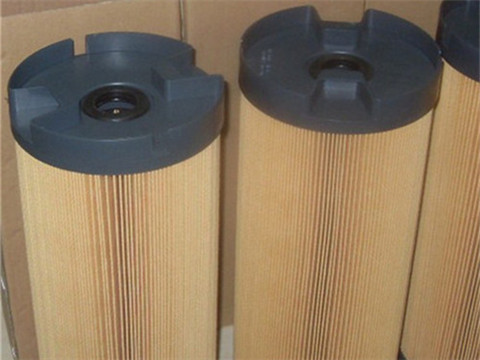 Filter for the wire cut EDM machines