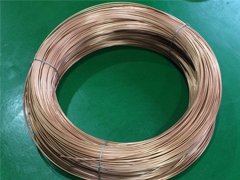 Seamless  Brass/copper Tubing