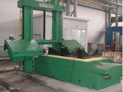 Electrical Discharge Sawing Machines