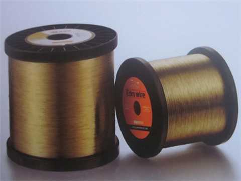 Brass  EDM Wire  Soft  type