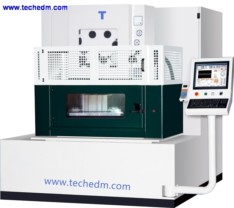 Latest Precision Wire EDM Machine_Tech EDM Trade Co., Ltd