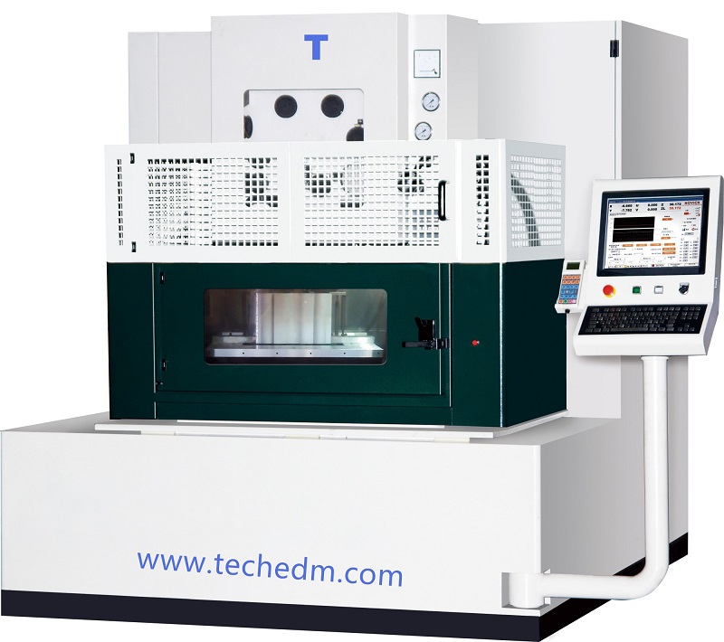 Latest Precision Wire EDM Machine